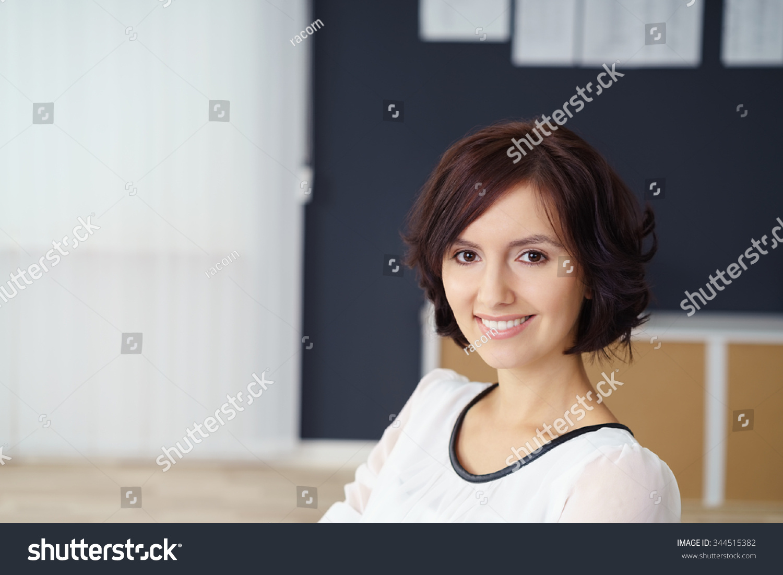 Pretty office facial