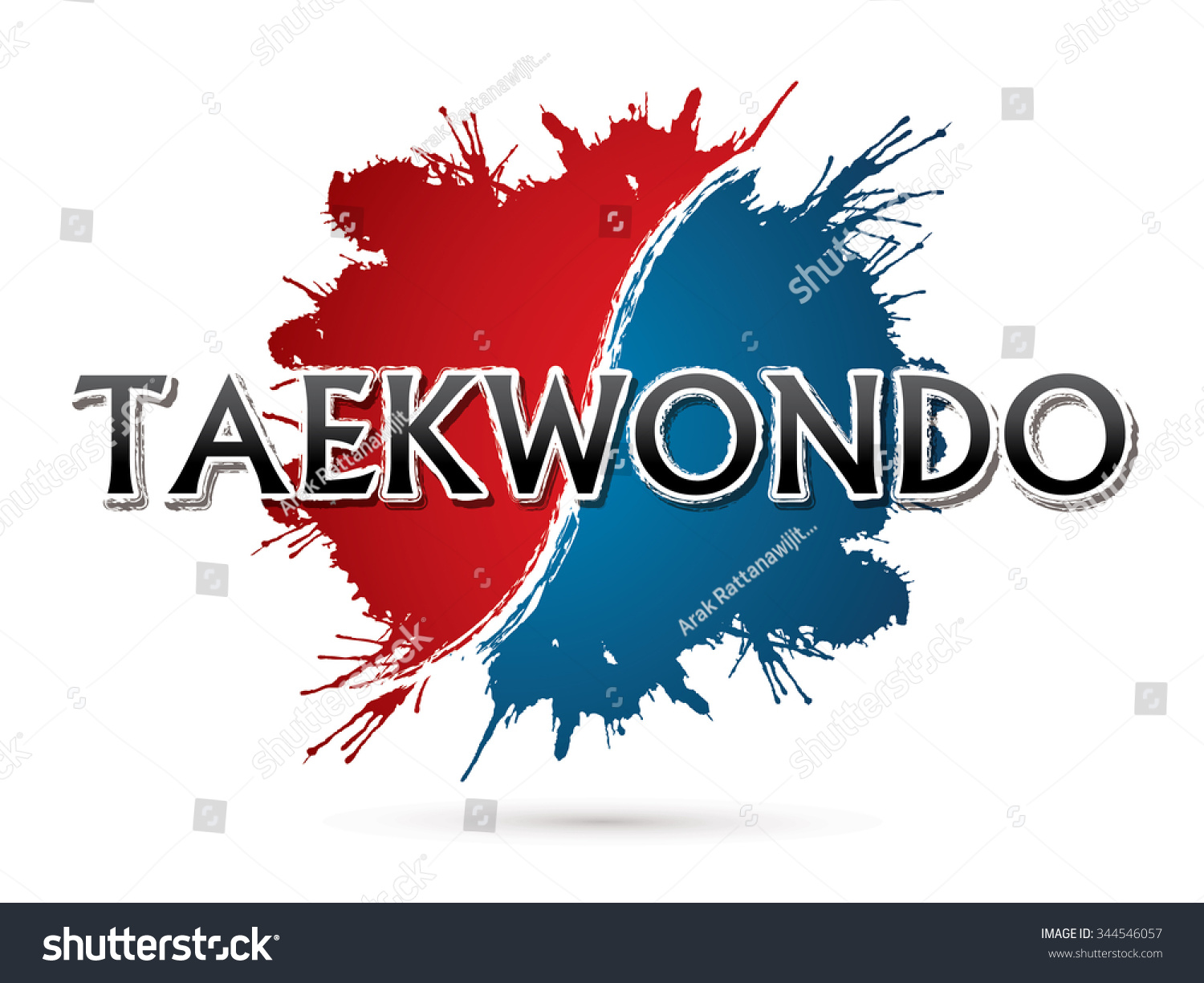 Taekwondo Symbol Vector More Information