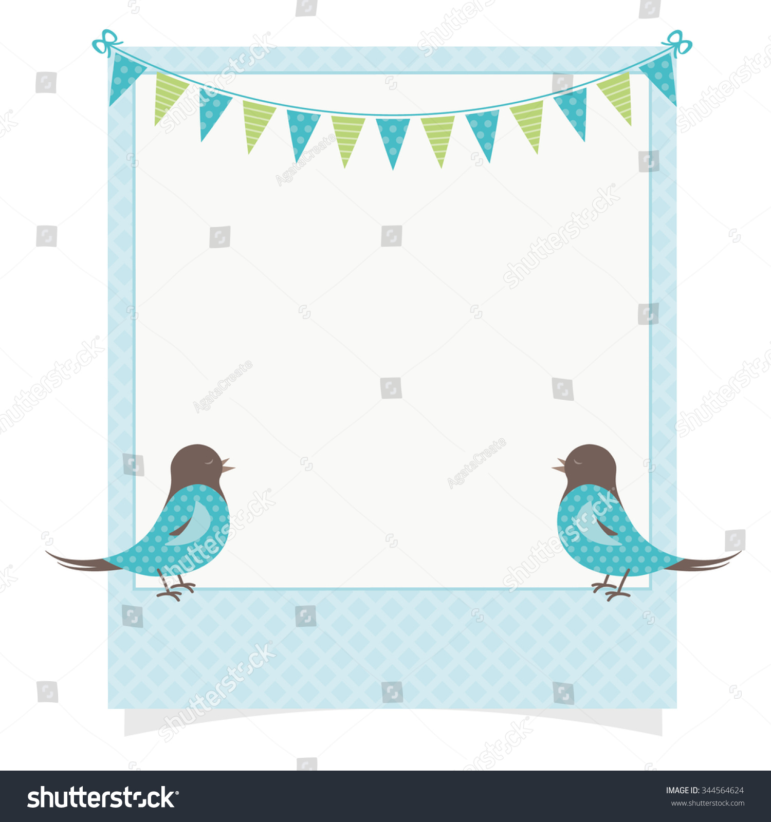 Baby boy arrival card vector by leonart image 600444 vectorstock - Baby Boy Photo Frame Stock Vector 344564624 Shutterstock Wallpaper Gallery Baby Shower Or Arrival Card