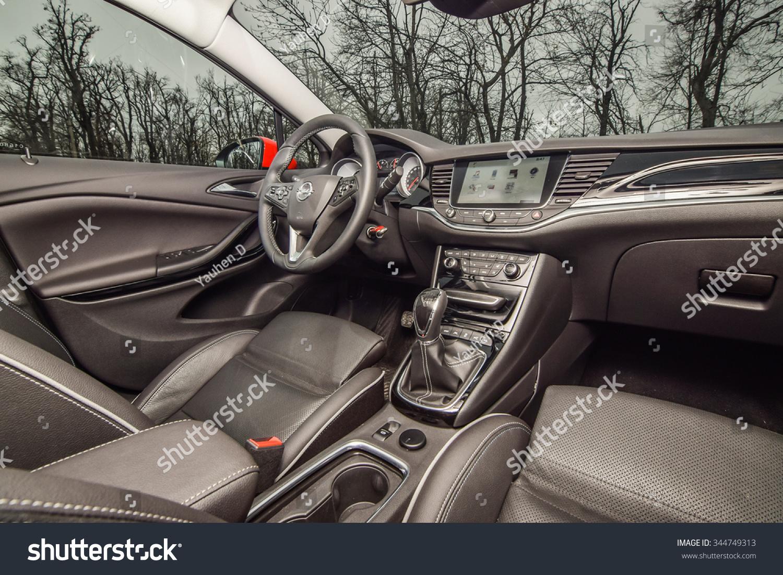 The blueprints com vector drawing opel astra k 5 door - Budapest Hungary November 27 2015 2016 Model Year Opel Astra Generation