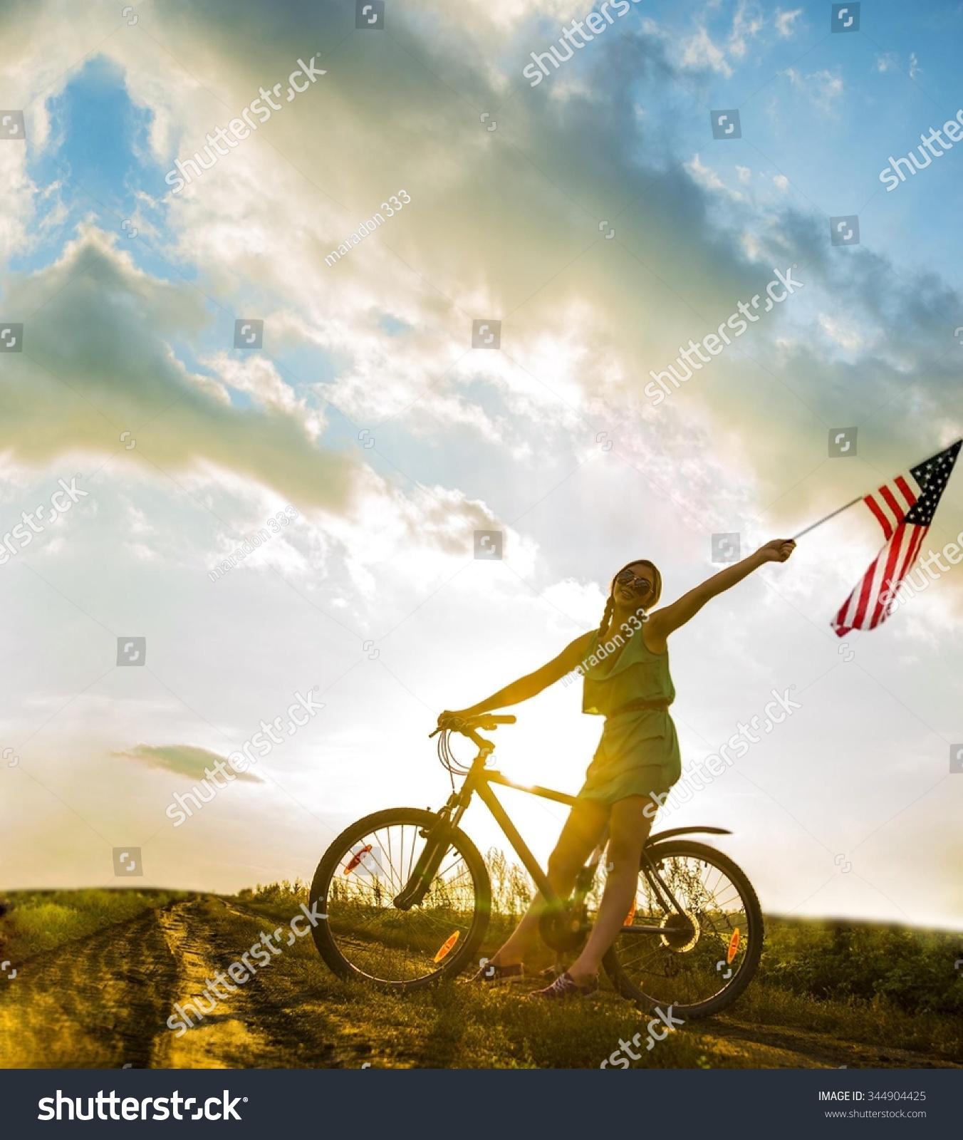 Royalty Free Symbol Of Celebration 4 Fourth Of July 344904425