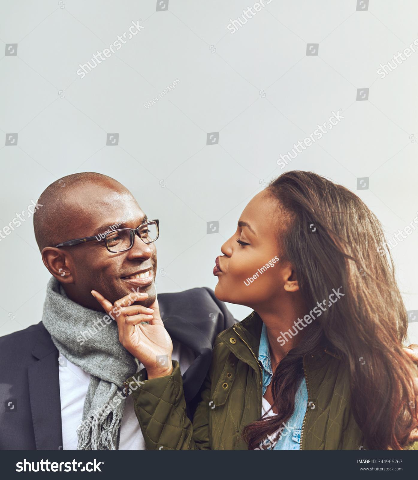afro dating flirting