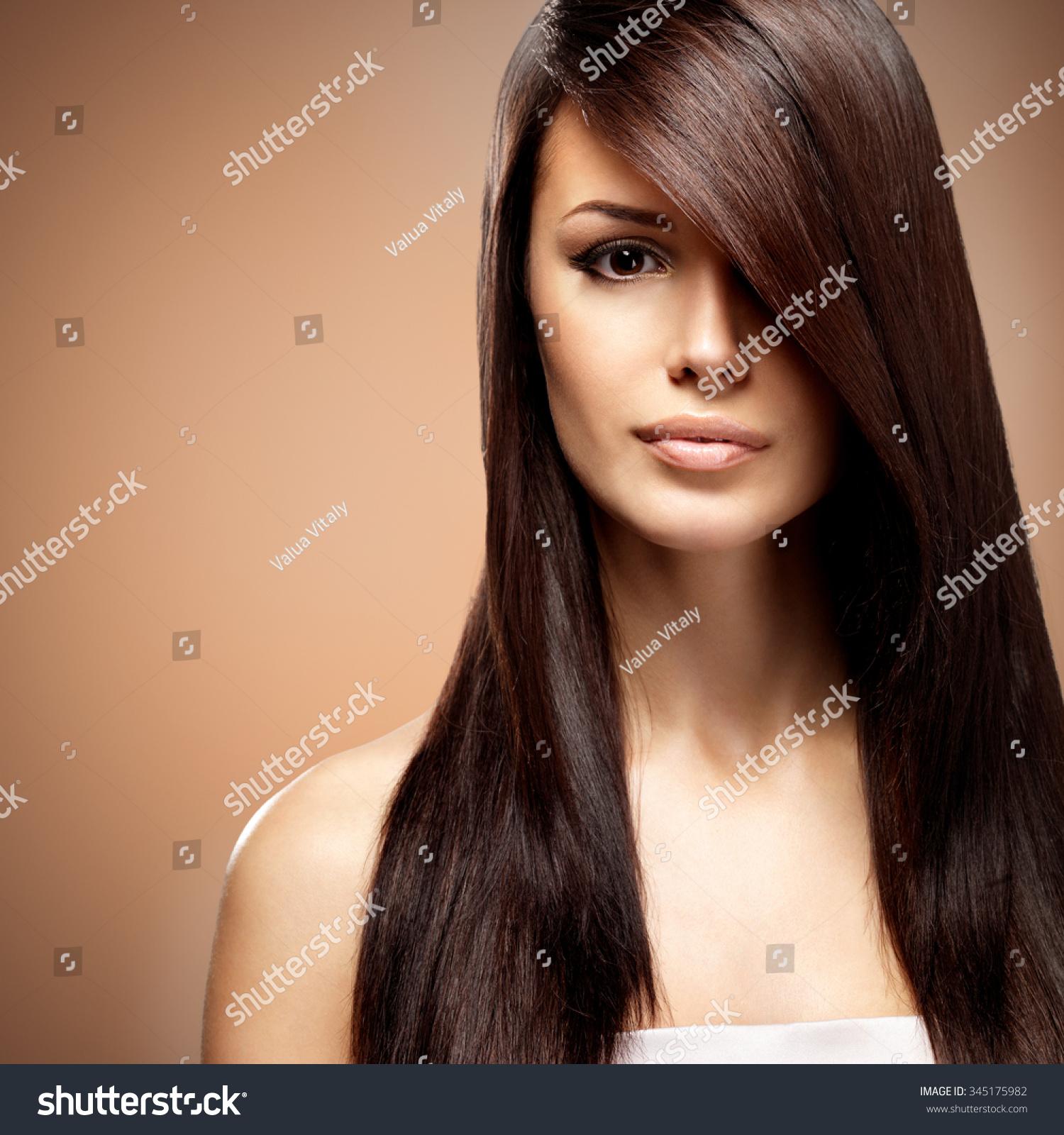 Прически для каштановых волос