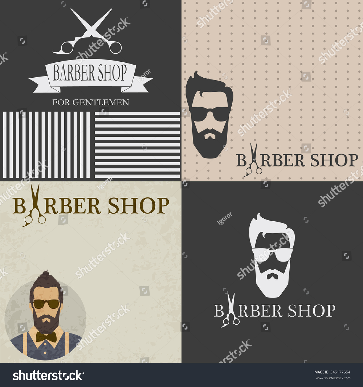 Business card labels image collections free business cards set hairdressing stylish gentlemen card business stock vector set of hairdressing stylish gentlemen card business cards magicingreecefo Images