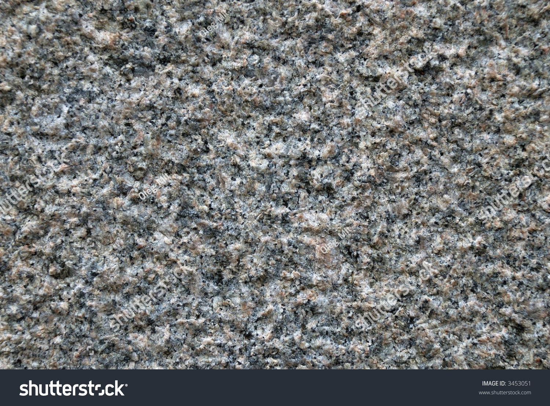 Rough Granite Stone : Granite grey rough stone background stock photo