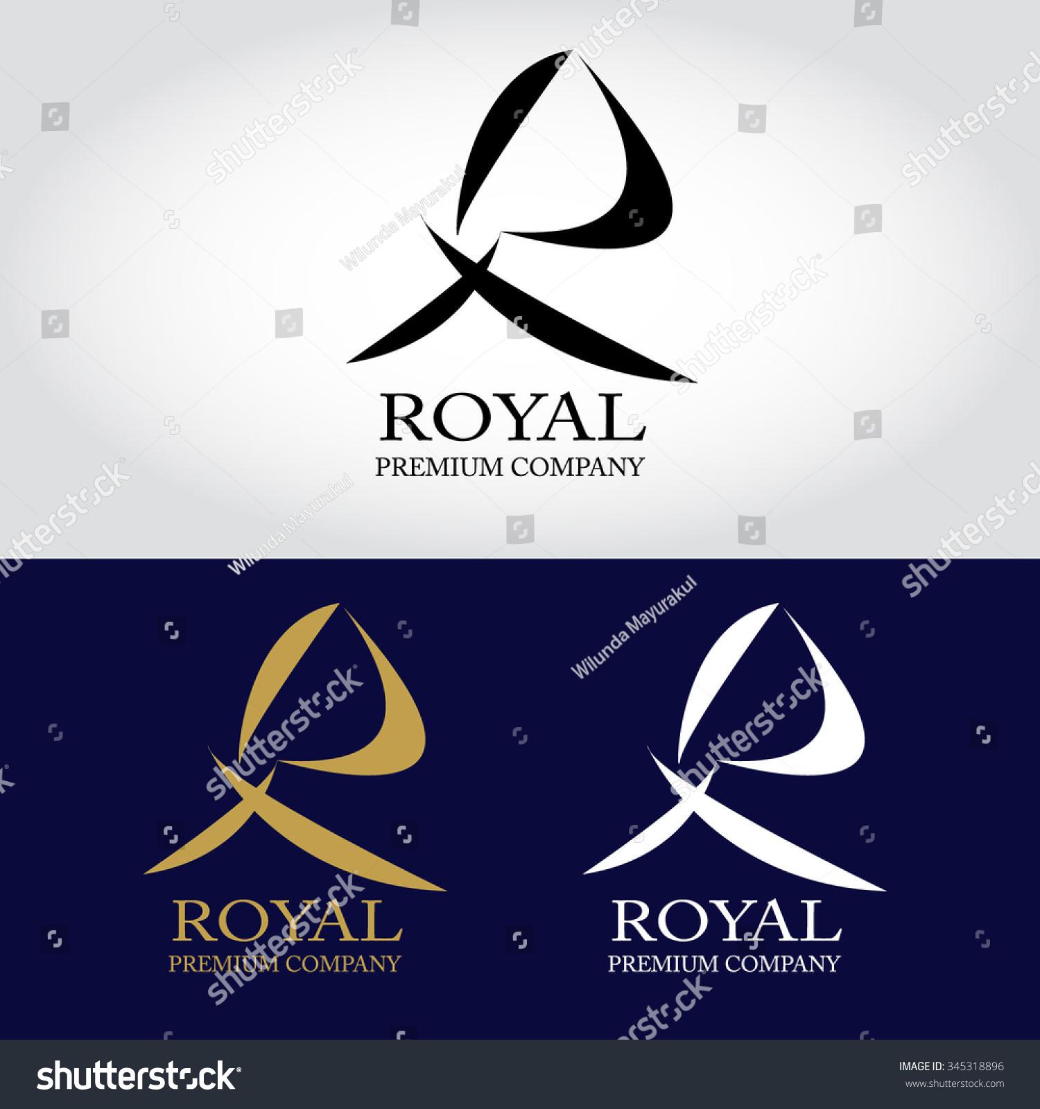 hotel logo kings symbol royal crests stock vector 345318896 shutterstock. Black Bedroom Furniture Sets. Home Design Ideas