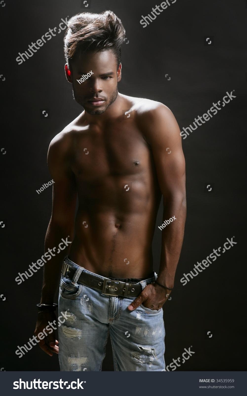 Sexy black american men