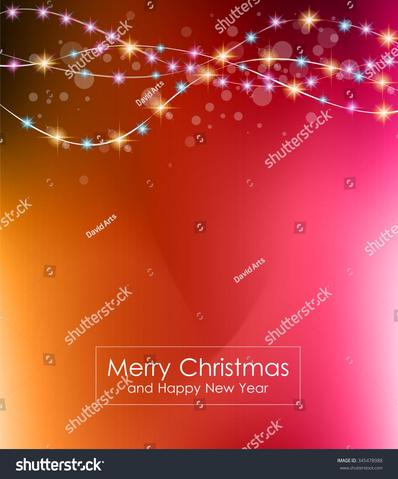 christmas lights background your seasonal wallpapers stock