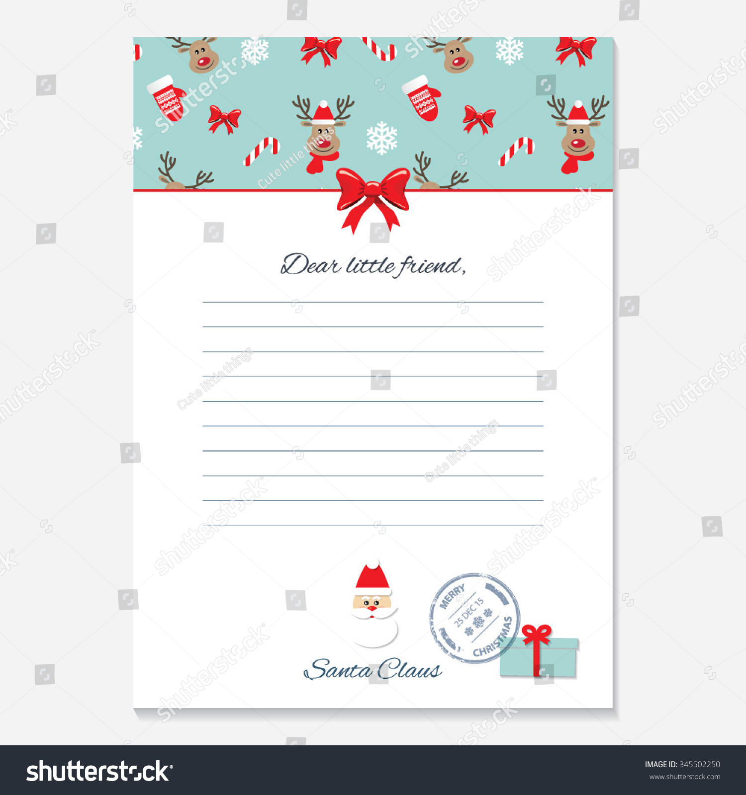 Doc550733 Xmas Letter Template 17 Best ideas about Christmas – Christmas Card Letter Templates