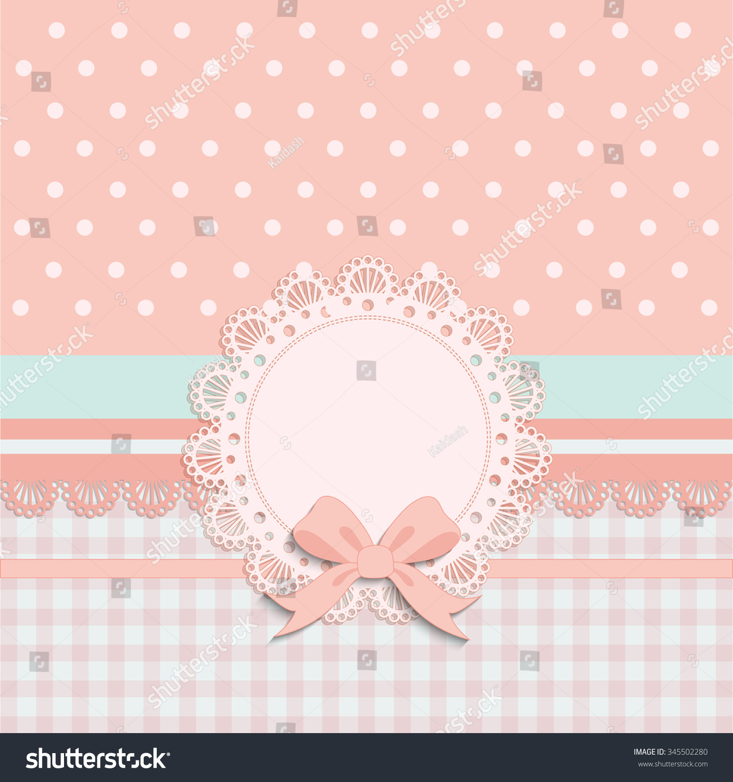 cream polka dot wallpaper