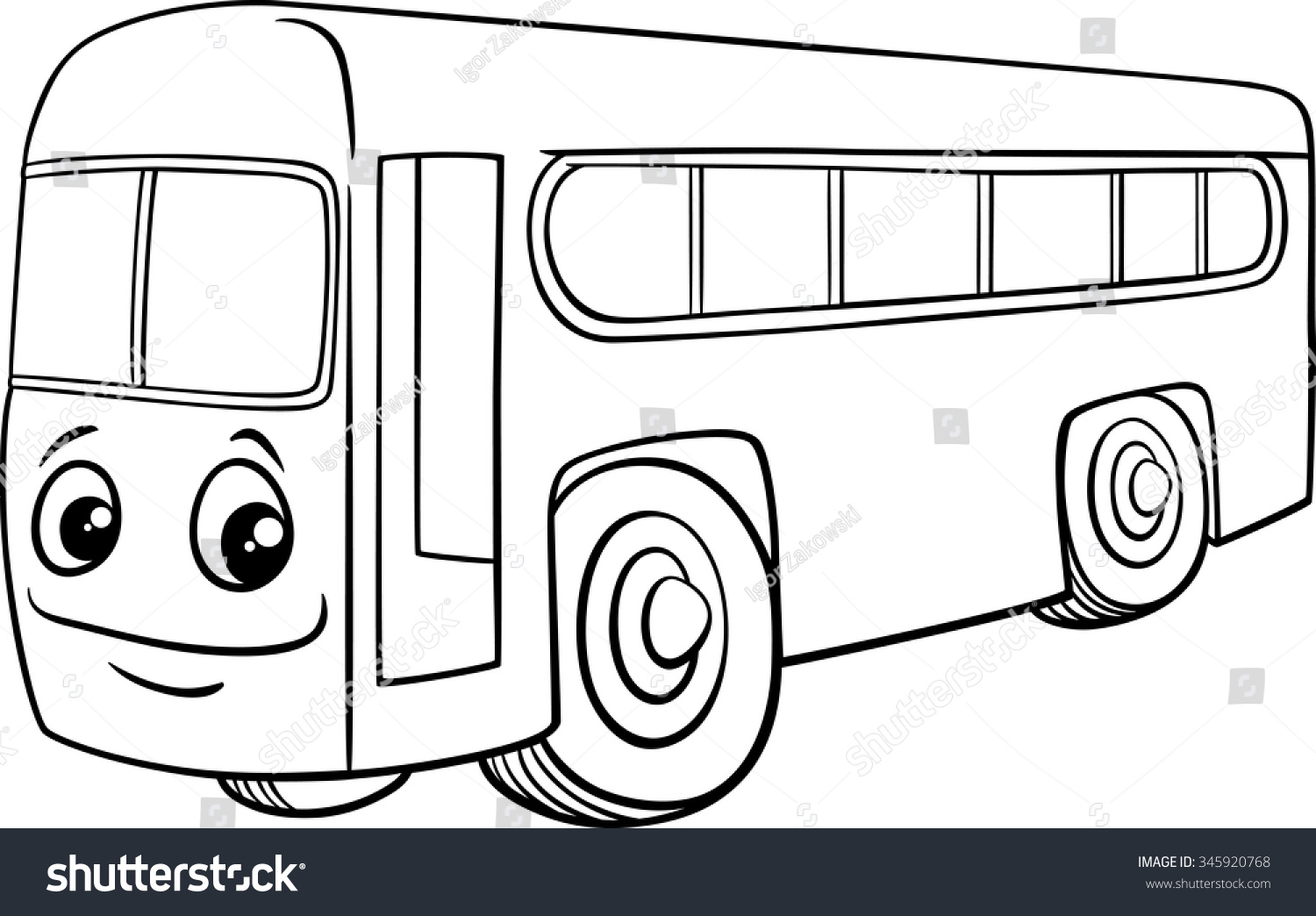 black and white vehicle coloring pages