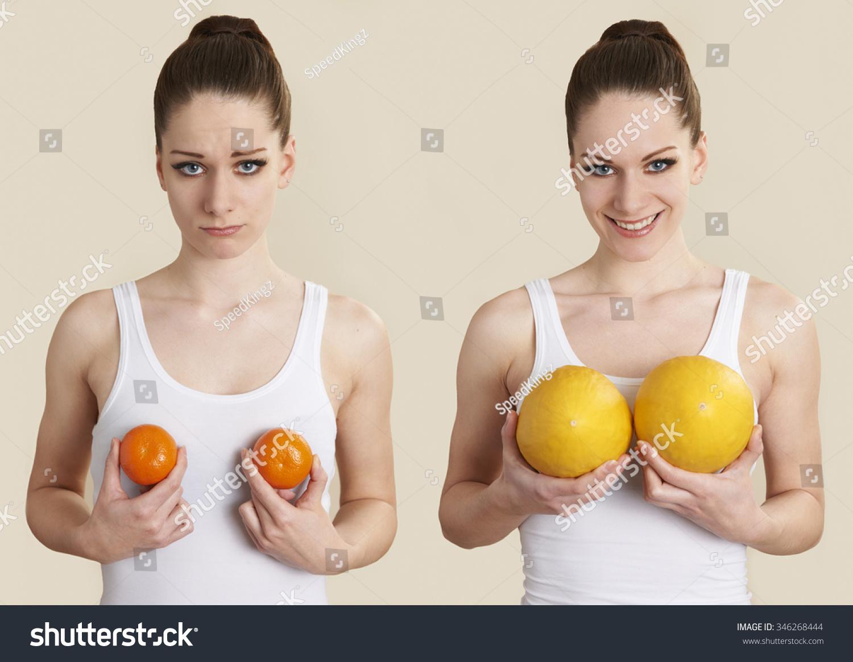 Увеличить размер груди 3 фотография