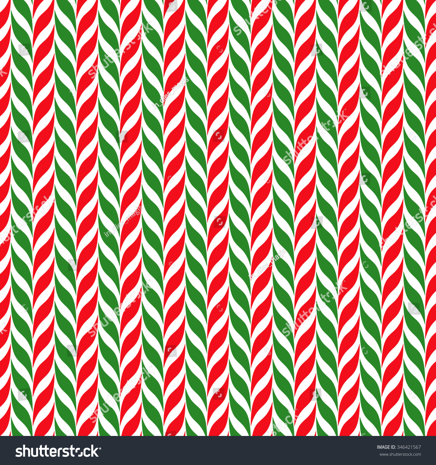 Candy Cane Stripe 12x12 Cardstock | Simple Stories