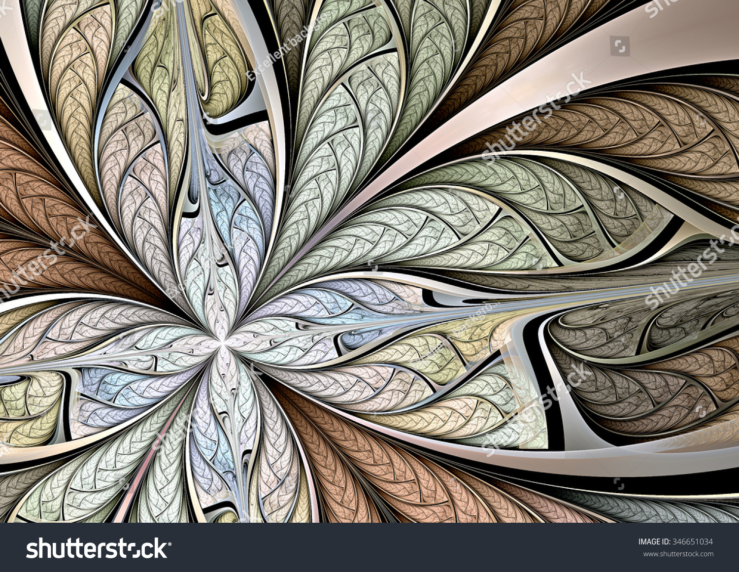 abstract wallpaper interior - photo #27