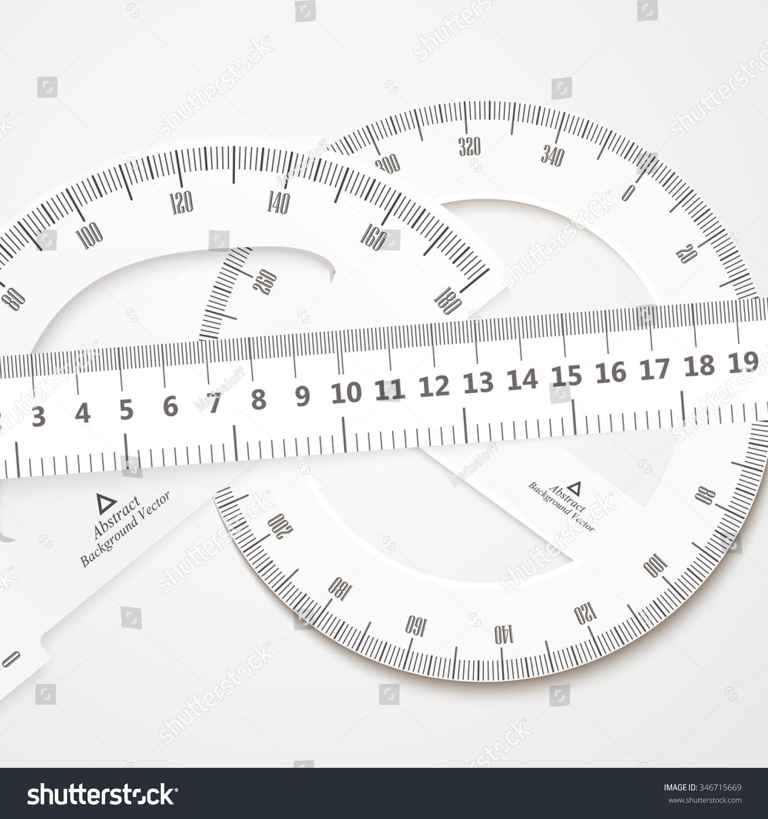 worksheet Math Aids Algebra protractor vector stock 260074532 printable tables protractors 186799670 shutterstock math aids algebra rulers measuring 346715669 vector