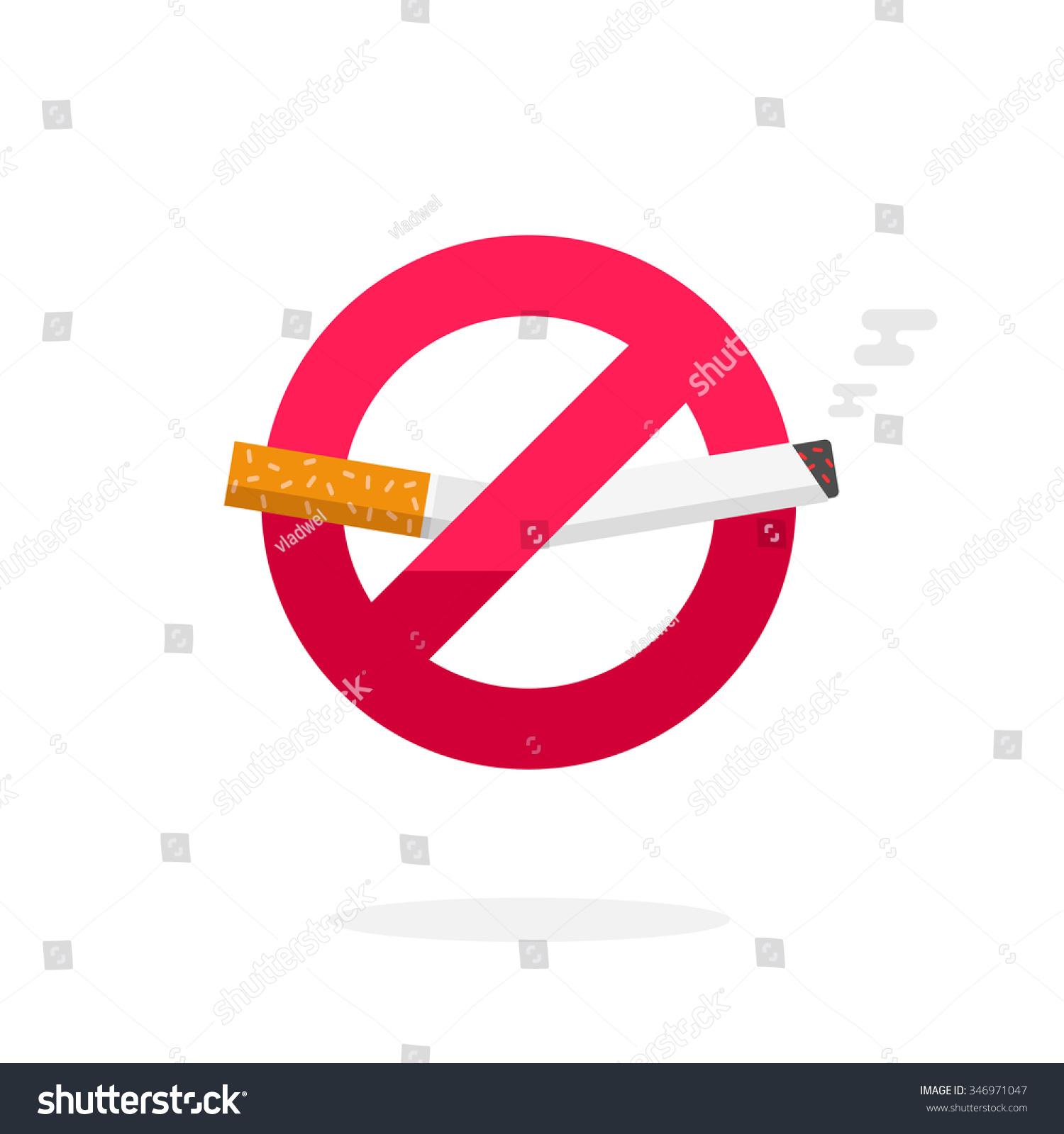 No smoking sign symbol fire hazard stock illustration 346971047 no smoking sign symbol fire hazard risk icon badge label with broken cigarette biocorpaavc Gallery