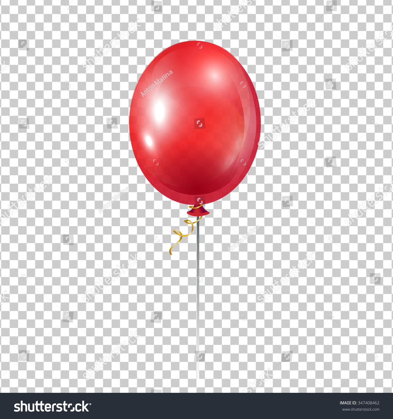 Big Round Balloon