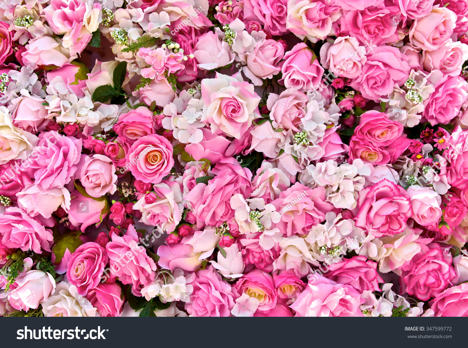 Pink rose flowers bouquet background valentines stock photo edit pink rose flowers bouquet background for valentines day decoration top view izmirmasajfo