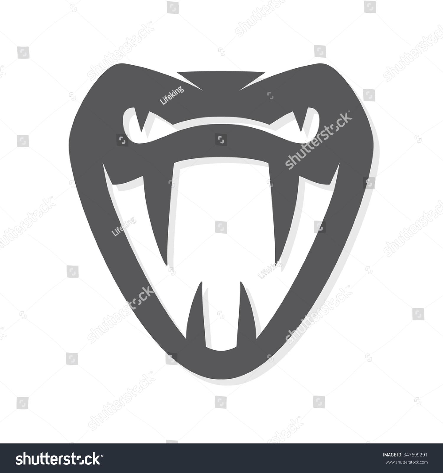 Rattlesnake head logo - photo#19