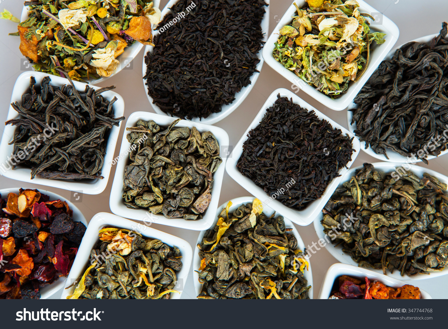 how to clean tea leaves