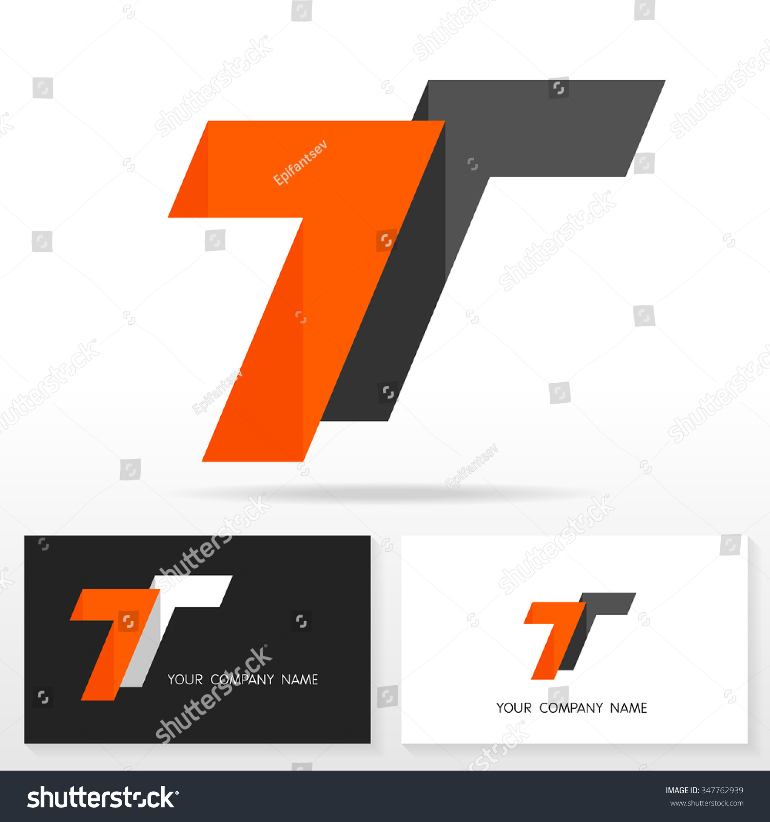 Letter t logo design vector sign stock vector 347762939 for Designing company