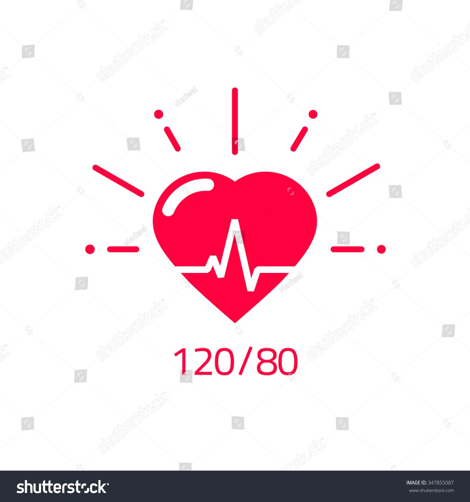 cardiogram, good health logo, healthy pulse flat symbol, medical ... : medical clinic logo design : Top Logo Design