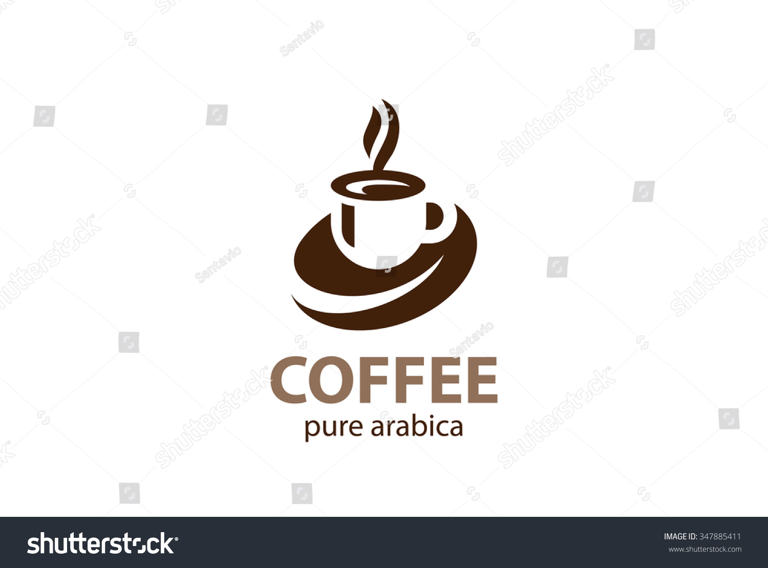 coffee cup logo template - photo #9