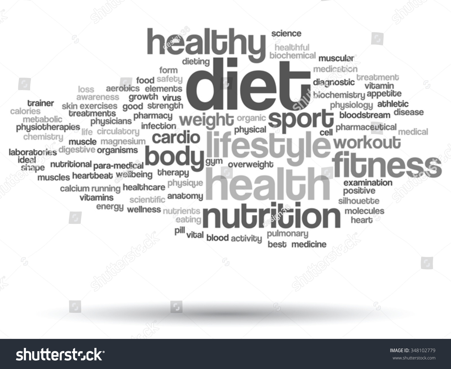 conceptual abstract word fitness - photo #30