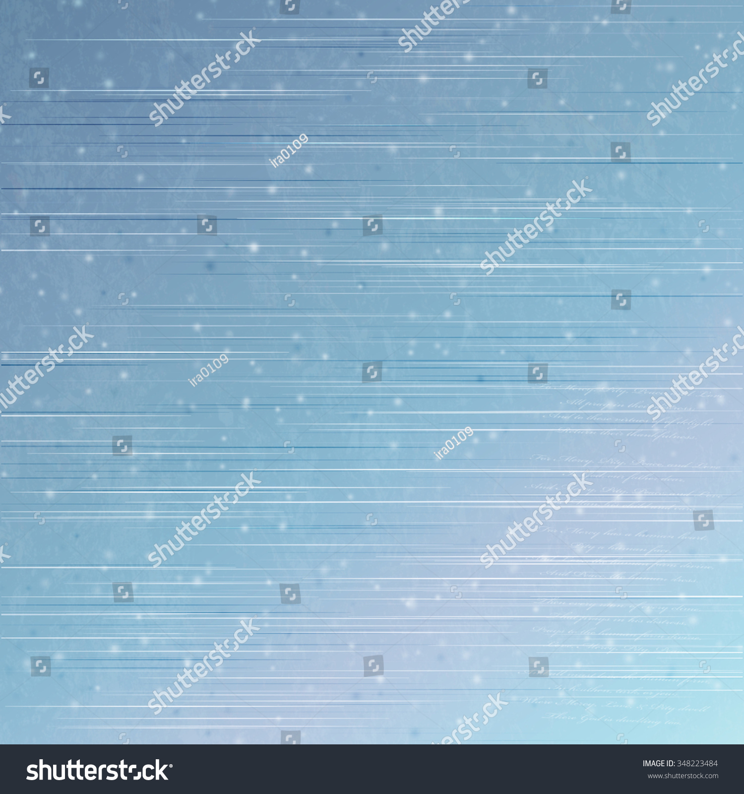 Background image overflow - Blue Background With Overflow And Sequins