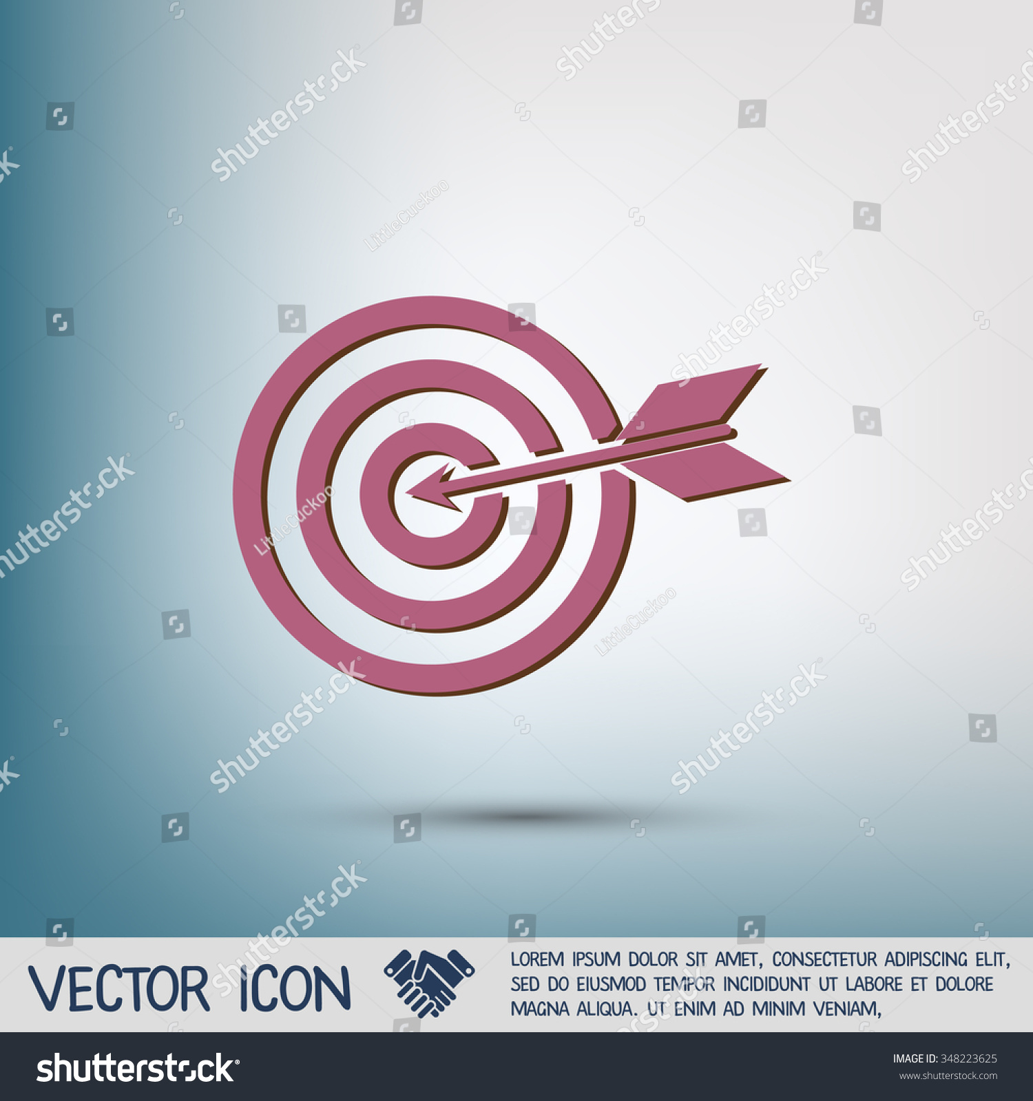 Target symbol sporty character hit target stock vector 348223625 target symbol sporty character hit target stock vector 348223625 shutterstock buycottarizona Image collections