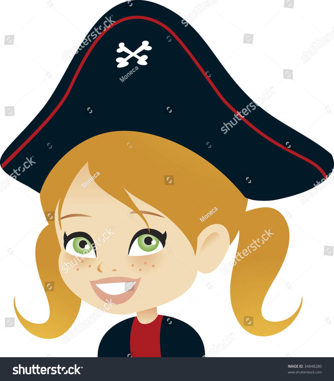 Pirate Hat Silhouette