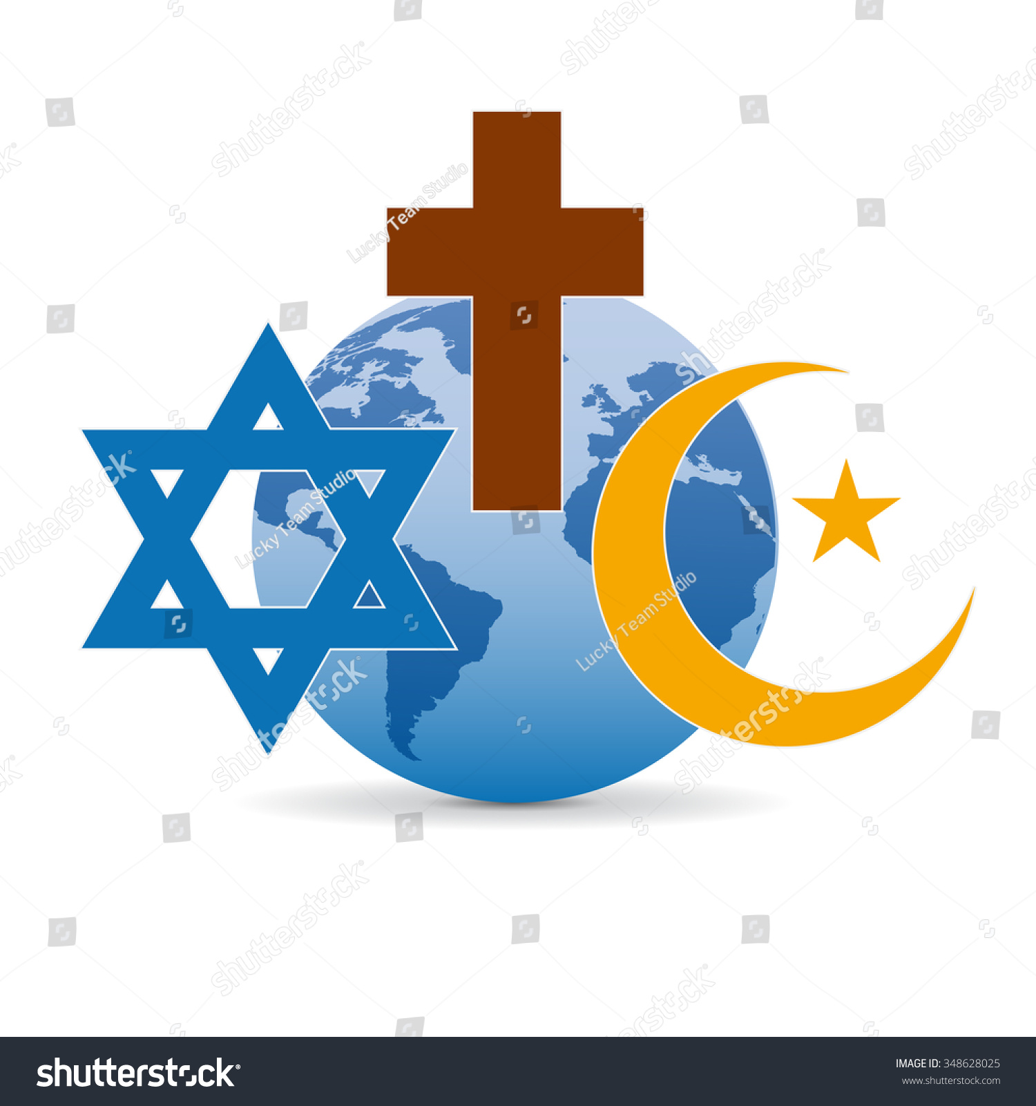 The Big Religion Chart