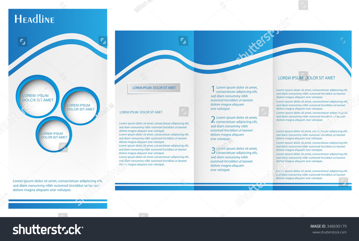 Great 1 Page Proposal Template Small 1 Week Schedule Template Solid 110 Block Label Template 1st Birthday Invite Templates Youthful 2 Page Resume Format Doc Gray2 Page Resume Template Word Tri Fold Brochure Designvector Brochure Template Stock Vector ..