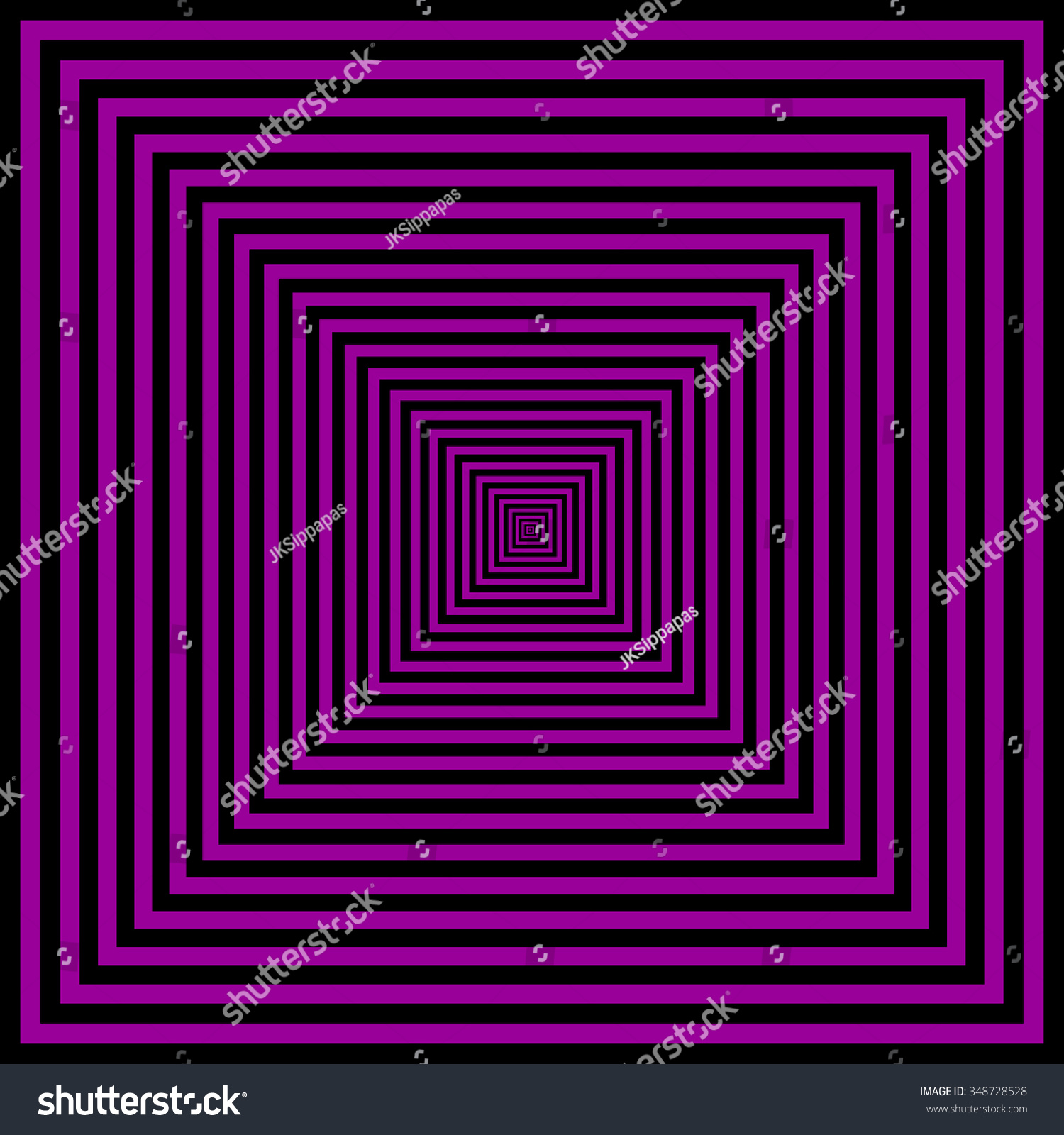 black purple color pattern square shape stock illustration 348728528
