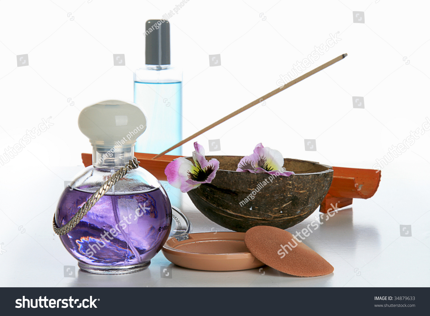 Atmosphere Zen And Relax Perfume Encent And Coconut