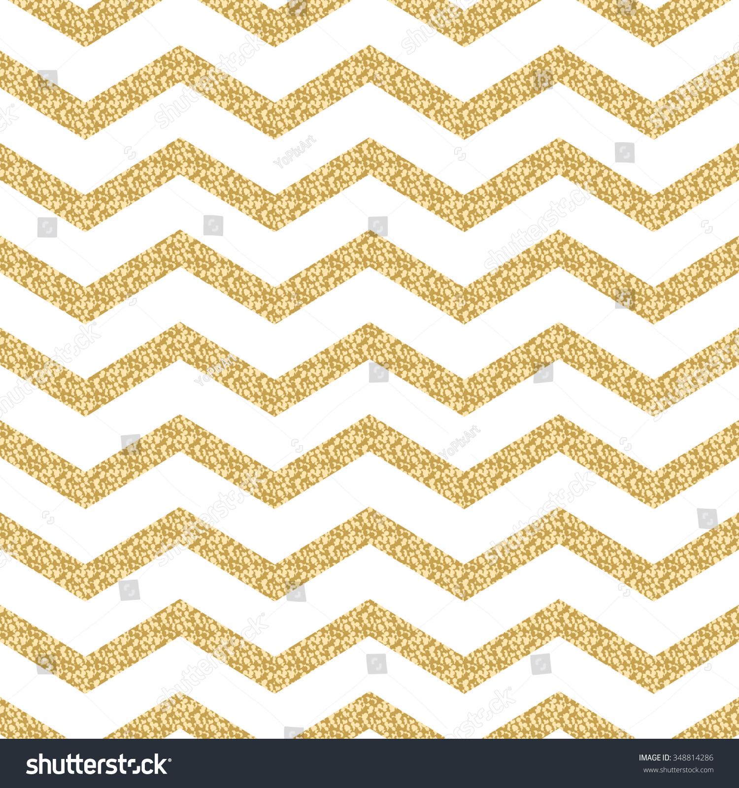 Classic chevron... Glitter Chevron Pattern