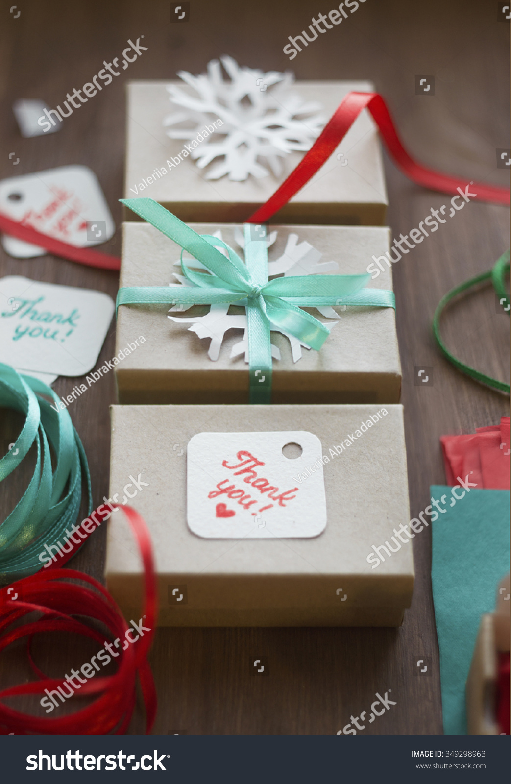 Still life holiday gift wrapping wrapping stock photo 349298963 still life with holiday gift wrapping wrapping process packaging materials do it yourself solutioingenieria Images