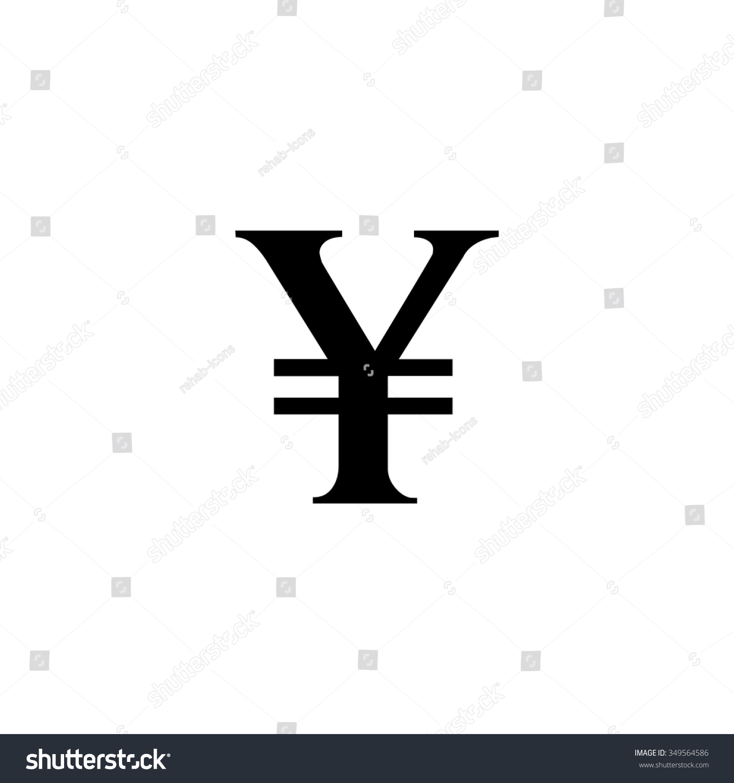 Jpy currency symbol images symbol and sign ideas yen sign icon jpy currency symbol stock vector 349564586 yen sign icon jpy currency symbol money biocorpaavc