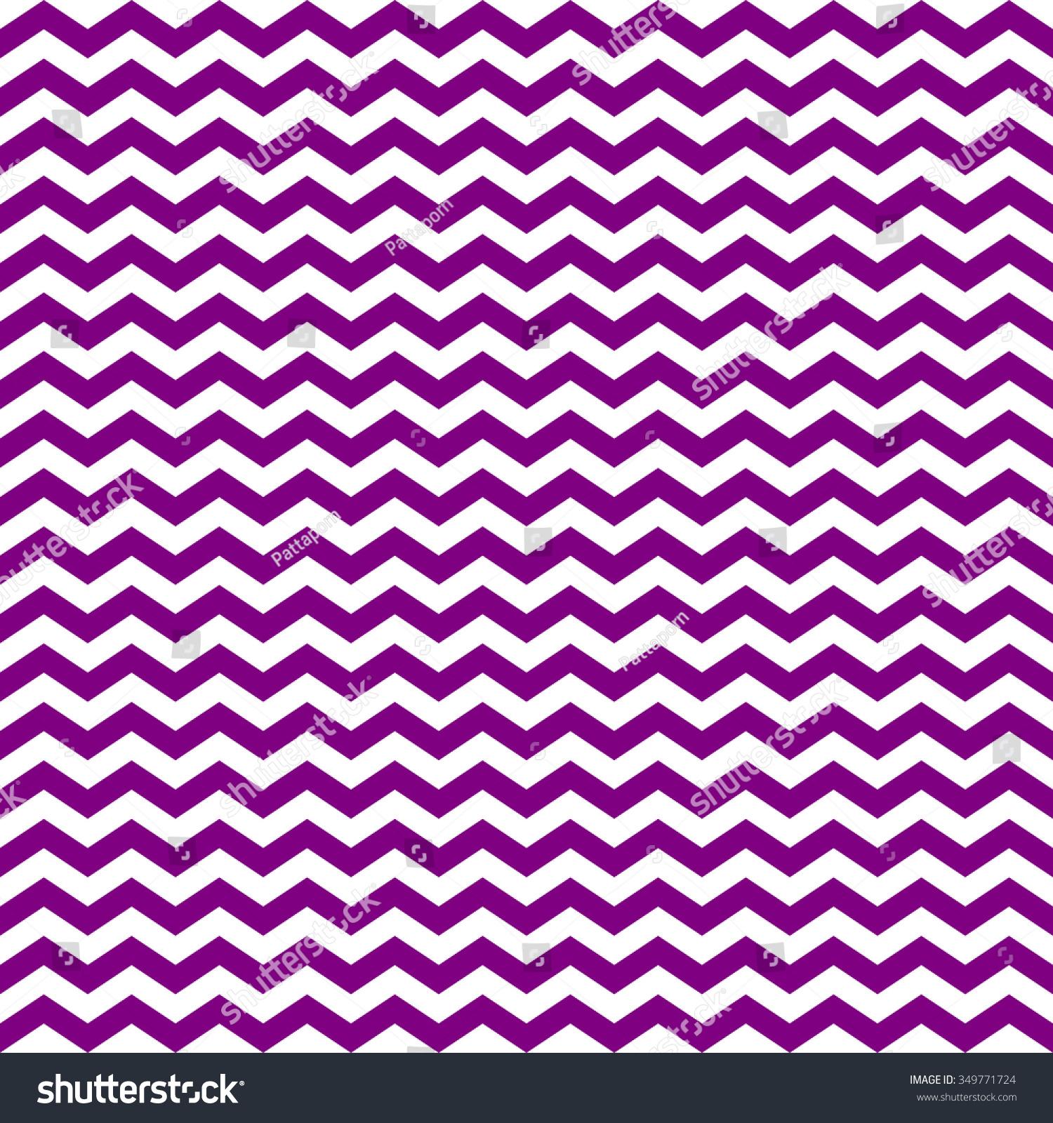 purple white chevron pattern seamless texture stock vector
