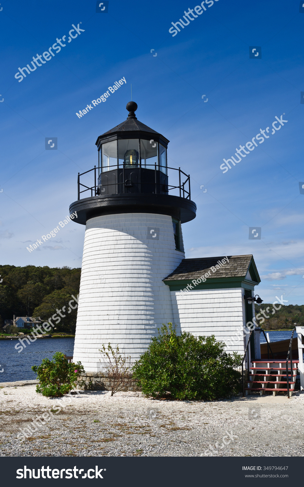 The Mystic Seaport Light Is Modeled After The Brant Point Light In  Nantucket, Massachusetts Pictures Gallery
