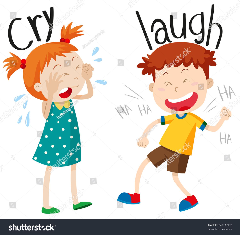 Laugh illustration - photo#4