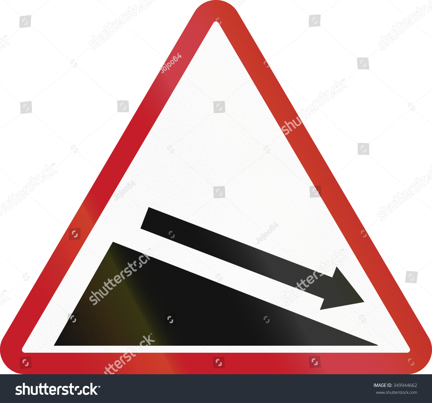 Road sign philippines steep descent stock illustration 349944662 road sign in the philippines steep descent buycottarizona Image collections