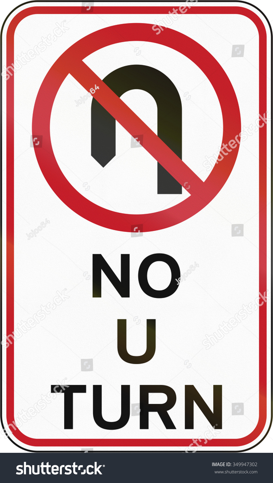 Road sign philippines no u turn stock illustration 349947302 road sign in the philippines no u turn buycottarizona Image collections