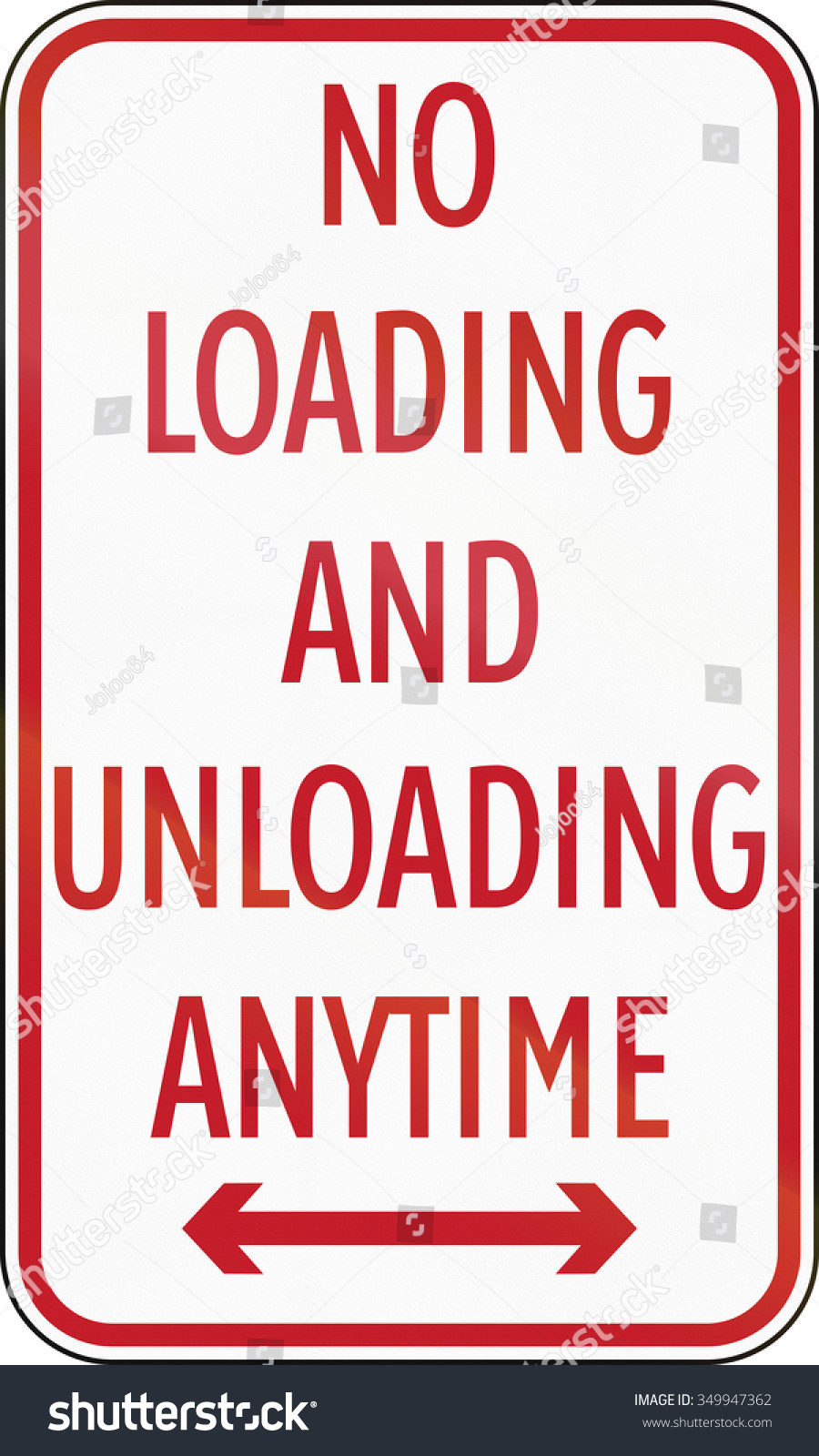 Road sign philippines no loading unloading stock illustration road sign in the philippines no loading and unloading anytime buycottarizona Image collections