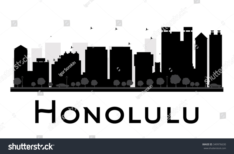 city skyline outline simple - photo #39