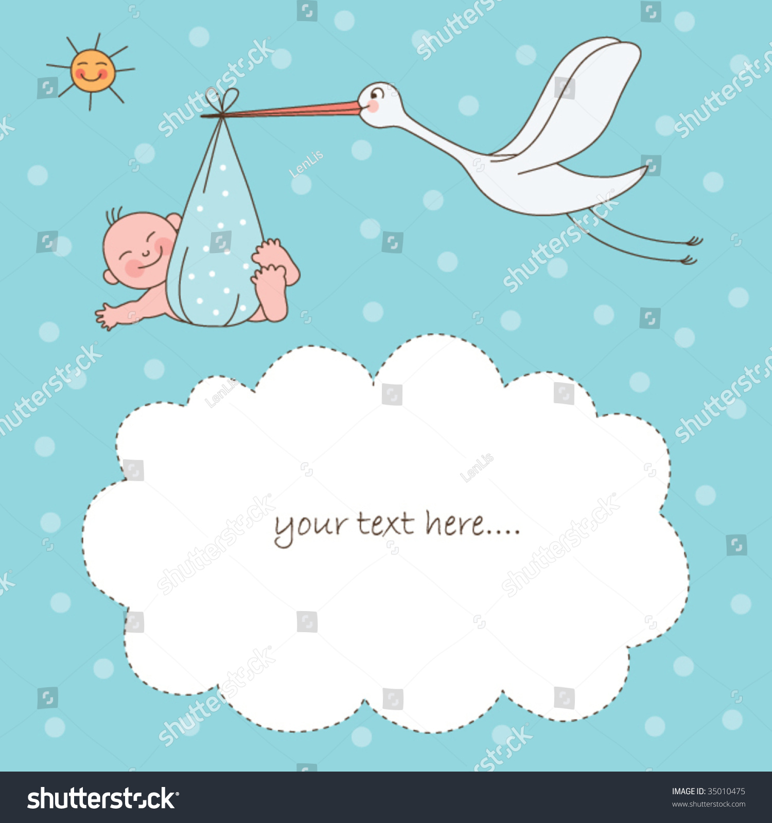 baby arrival announcements