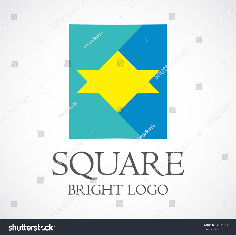 Fun kids star logo template design | EZ Canvas