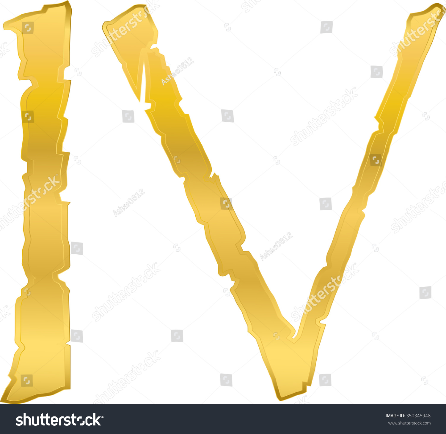 Worksheet Roman Numerals Four roman numeral four metal gold on a white background from one to save lightbox