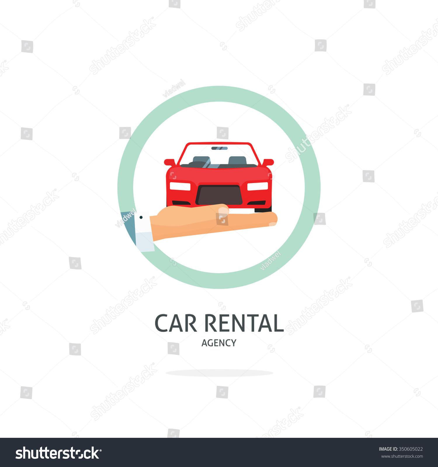 templating agent - car rental logo samples the image kid