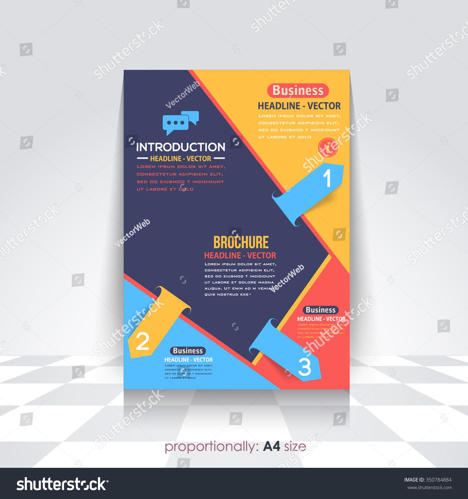 flyer background design